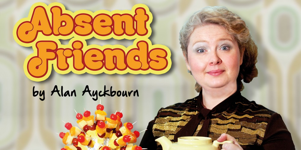 Absent Friends Show Image new