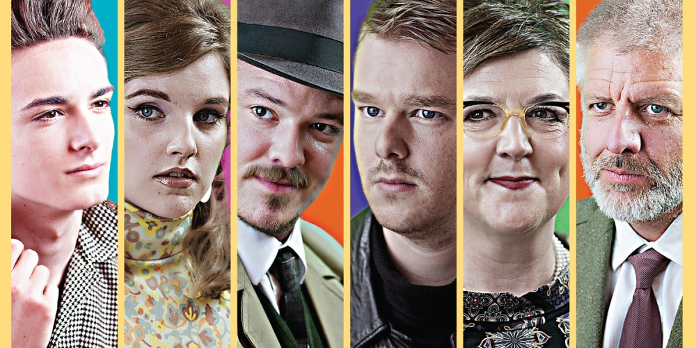 BOOK NOW A Labour Of Love - 16 - 25 July 2015