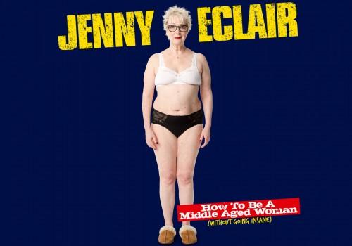 Comedian Jenny Eclair