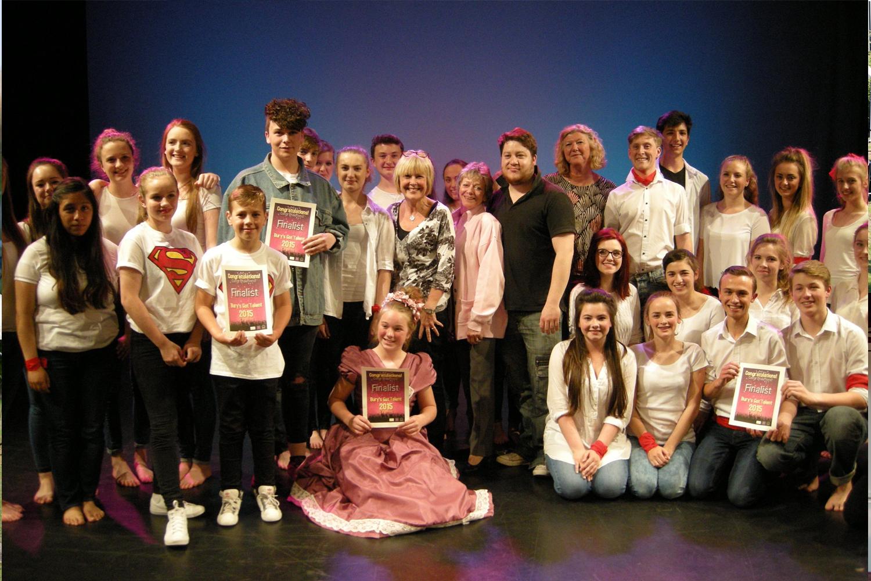 Our Bury's Got Talent Finalists