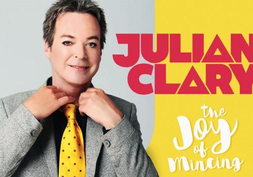 Julian Clary: A Joy of Mincing
