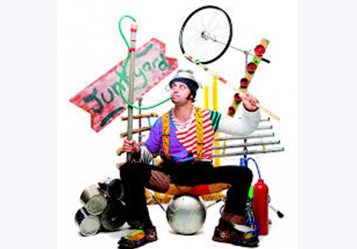 Boogie by the Junk Orchestra