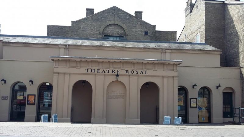 Contact Us Theatre Royal Bury St Edmunds